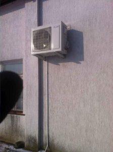 w mieszkaniu klimatyzacja