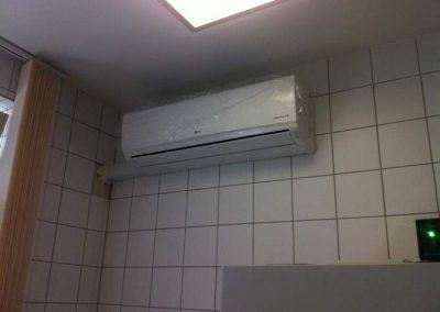 montaż klimatyzatora mieszkań