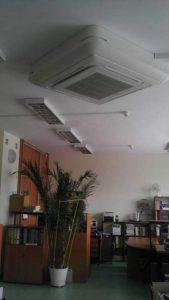 przegląd klimatyzacji w mieszkaniu