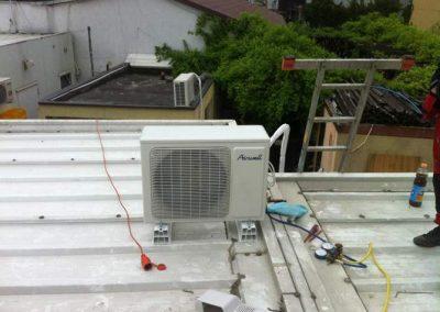 system klimatyzacji w mieszkaniu