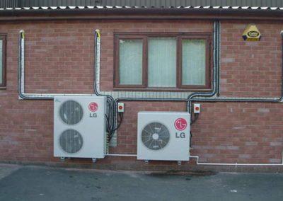 mieszkanie instalacja klimatyzacji w mieszkaniu