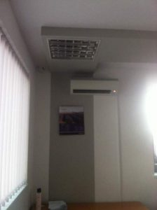 klima w mieszkaniu