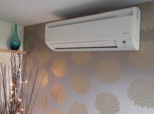 systemu klimatyzacji mieszkania