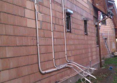 system urządzeń w mieszkaniu