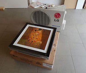 klimatyzacja lg w mieszkaniu