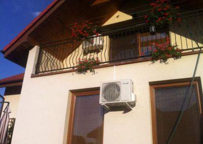 klimatyzator fuji electric mieszkania
